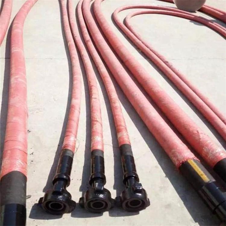 厂家专业生产加工定制3.5寸钻探胶管 高压钢丝缠绕钻探胶管 品质优良
