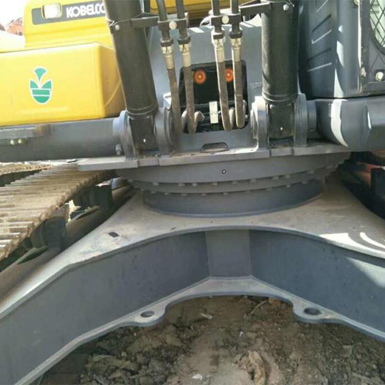 二手大黄蜂神钢350挖掘机直销 二手挖土机市场