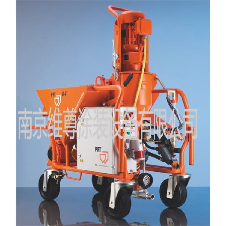 PFTG4XL双混泵 培福德砂浆机 培福德地坪砂浆机 培福德石膏砂浆机 培福德水泥砂浆机