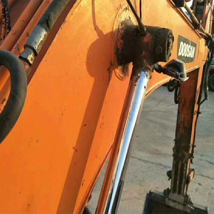 二手斗山150-7轮式挖掘机厂家 二手挖土机交易市场