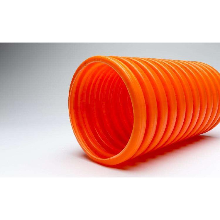 韶关工程顶管机塑料波纹管多少钱一米