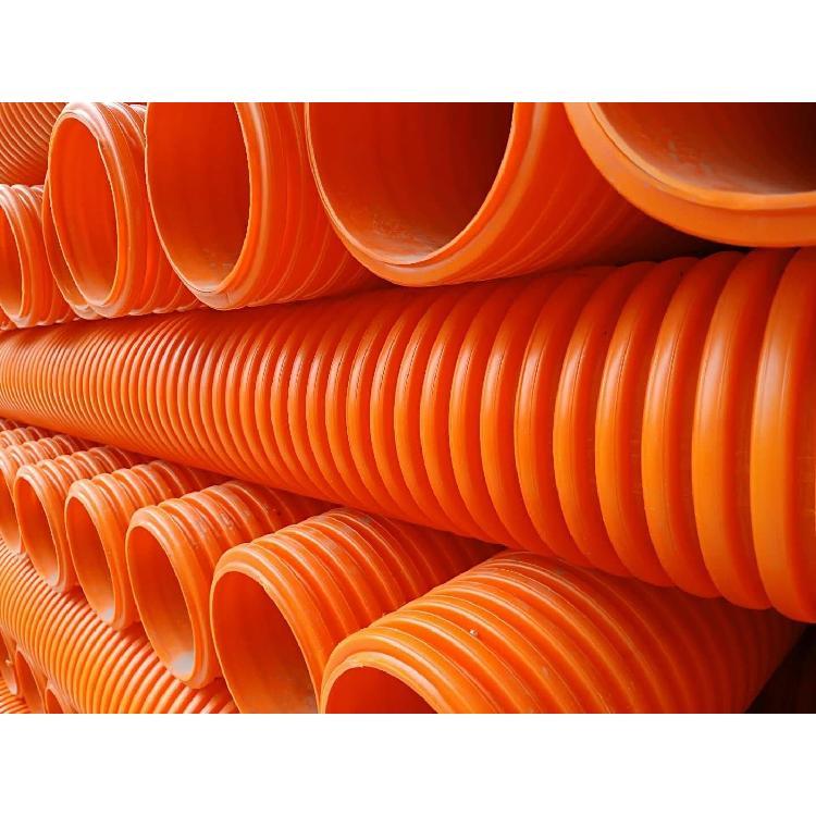 衢州顶管施工方式全国最大的波纹管厂家