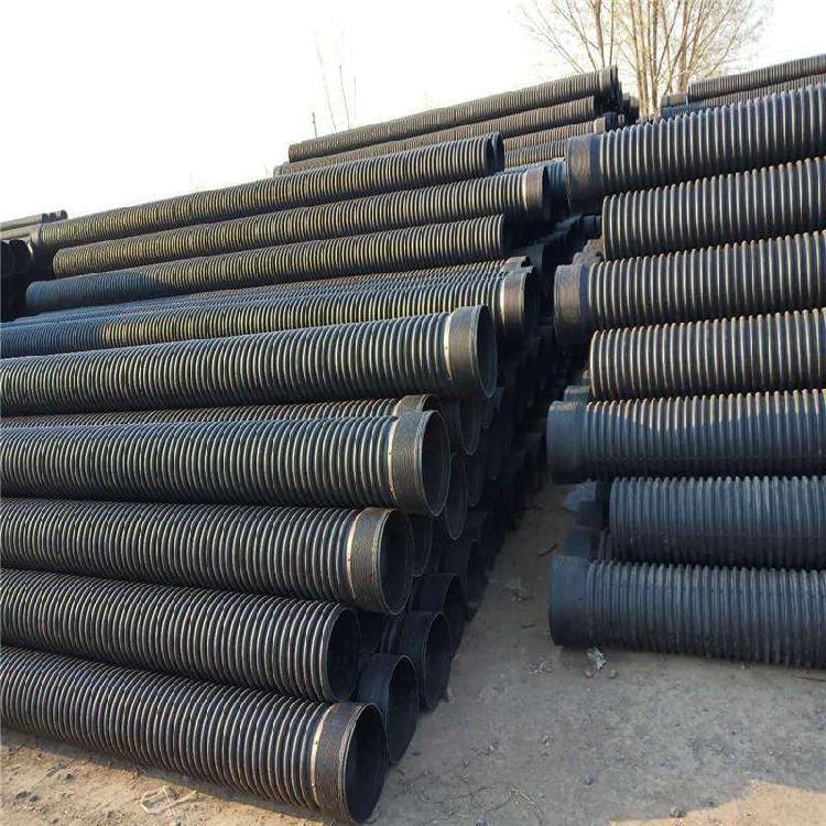 唐山电线管子pvc波纹管材厂家
