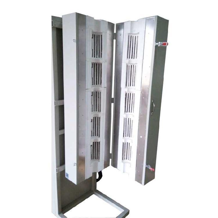 蓝途仪器  多温区管式炉多段发热温度更均匀管式高温开启式炉