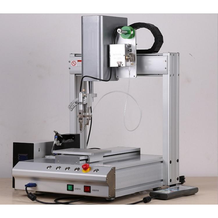 优络牌自动化焊锡机,桌面式焊锡机,331/441/531/5331/带R旋转式