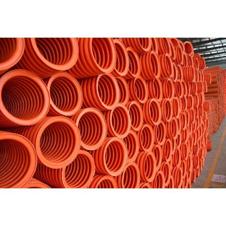 常熟pvc电力电缆管生产公司mpp电力波纹管道