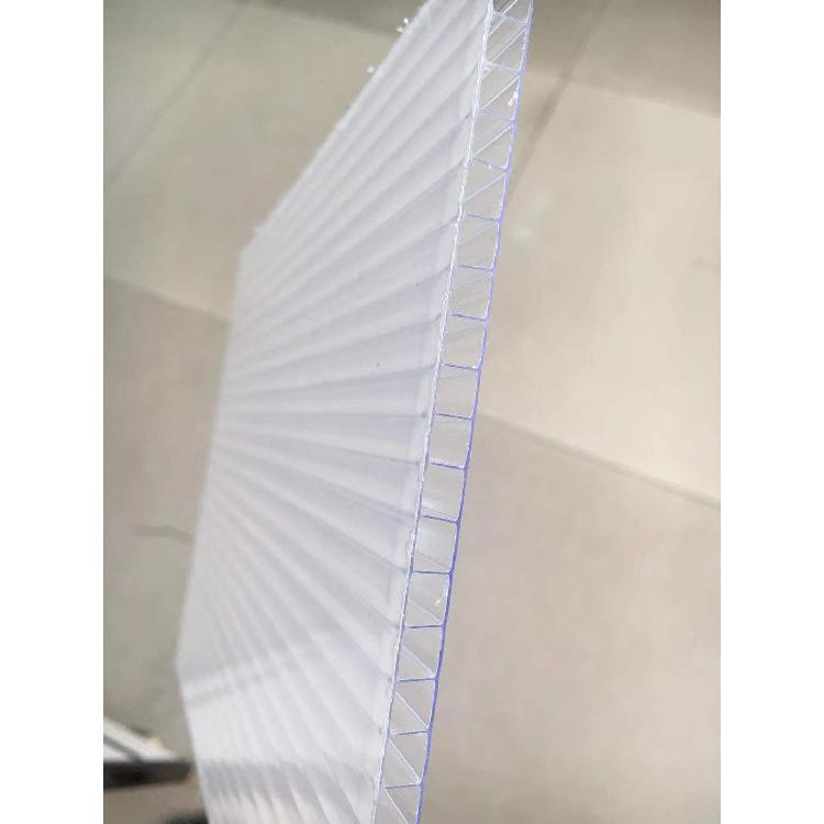 阳光板材质-晶亮板-防雾滴板-通能建材