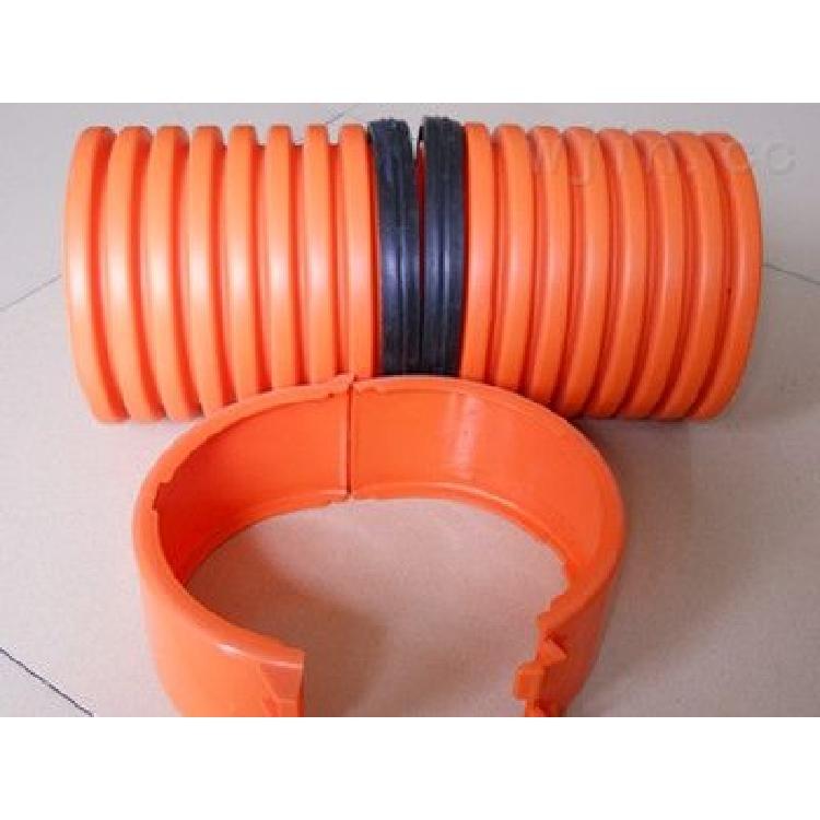 珠海cpvc电力护套管hdpe双壁波纹管缠绕管