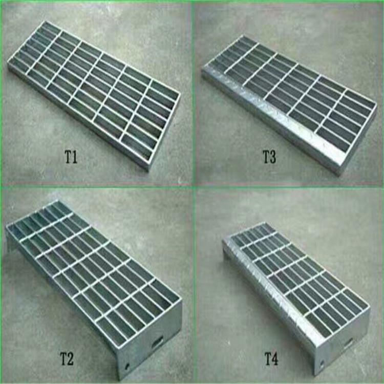 现货直销 热镀锌钢格板 钢格板 钢格栅 亿如厂家品质优
