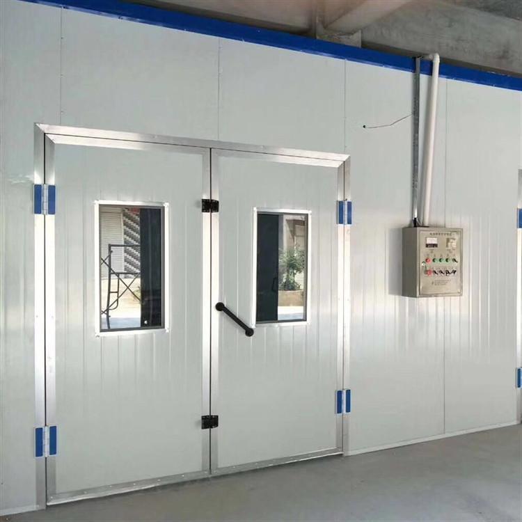 家具房设备厂家供应环保家具烤漆房  喷漆房  家旭环保