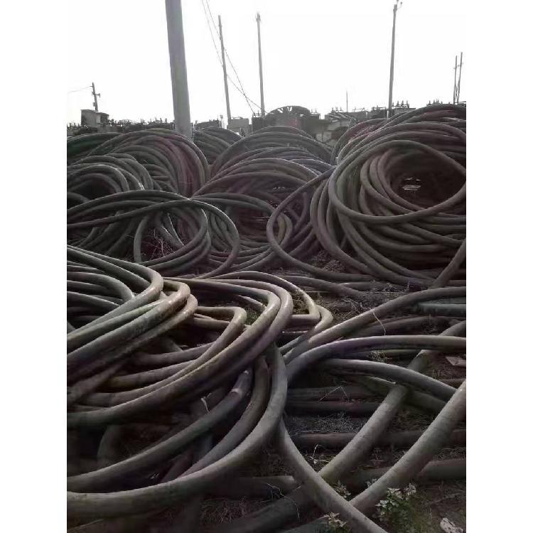 旧电缆回收厂家  电缆回收价格高