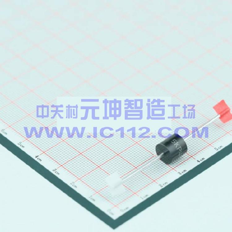 供应电子元器件标准二极管(IC)5KP40CA全新原装