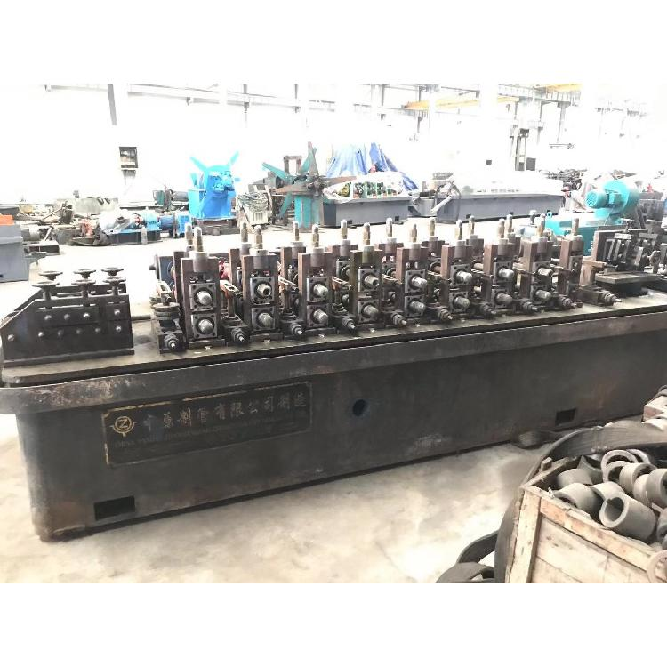 直缝焊管生产线-直缝焊管设备-直缝制管机械-金宇杰机电