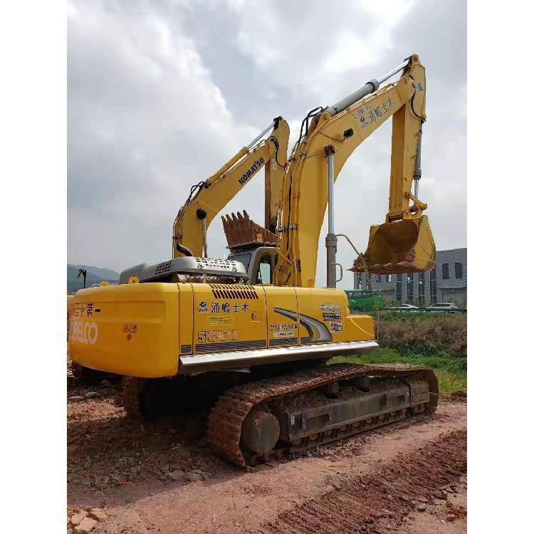 神钢350D 二手挖土机交易市场