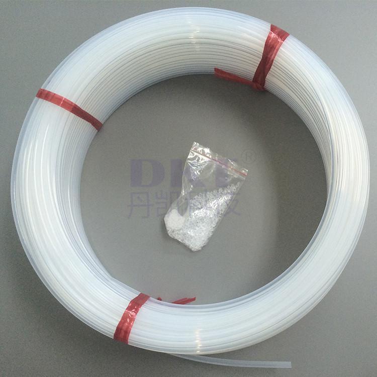 生产供应 绝缘透明电池套管 螺杆隔热套管