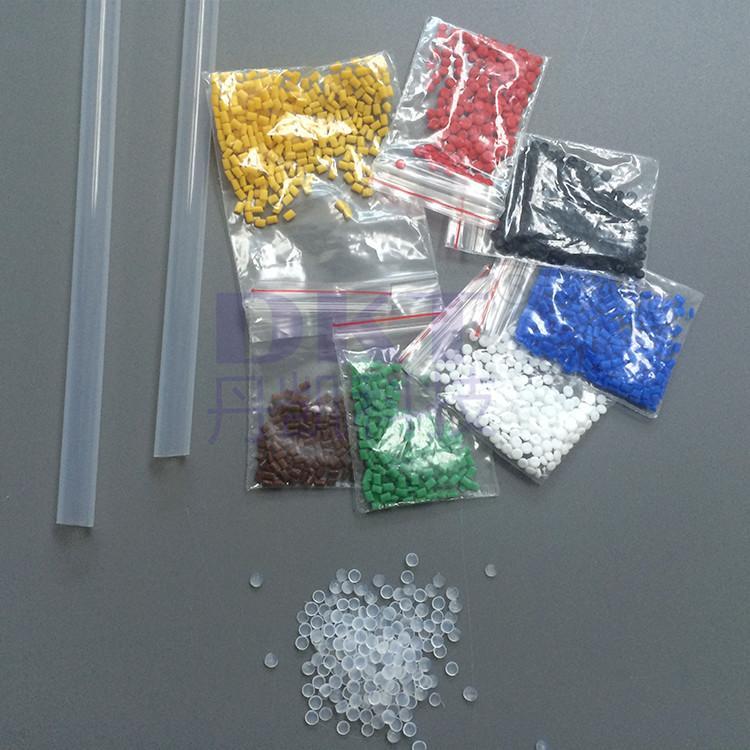 供应耐腐蚀耐高温透明特氟龙管 透明气管 耐高温气管