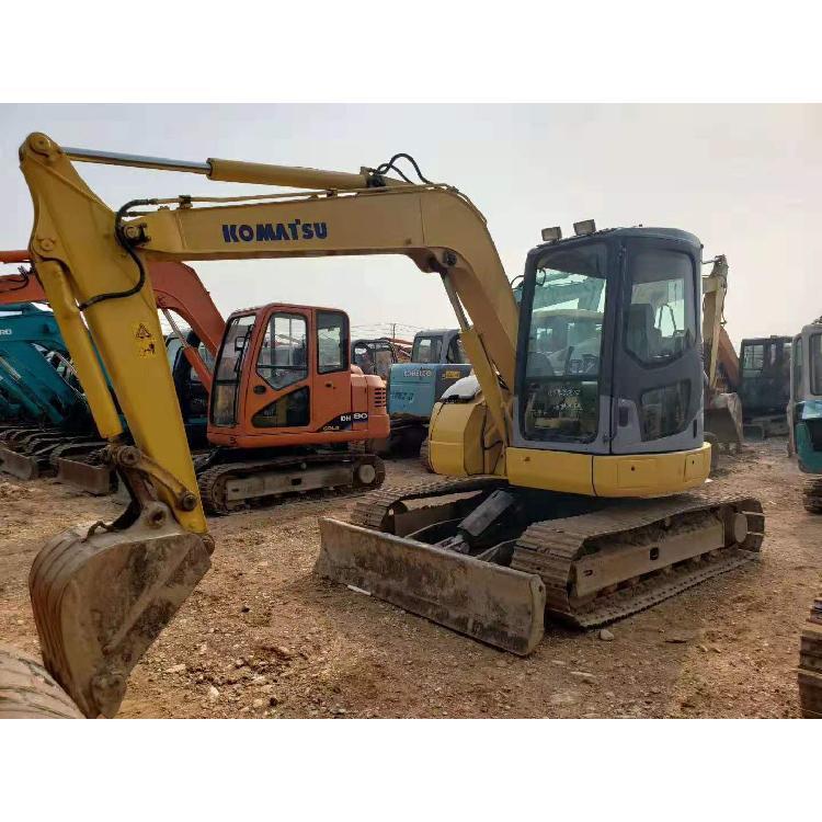 二手挖掘机 小松PC78US-6NO  二手挖土机交易市场