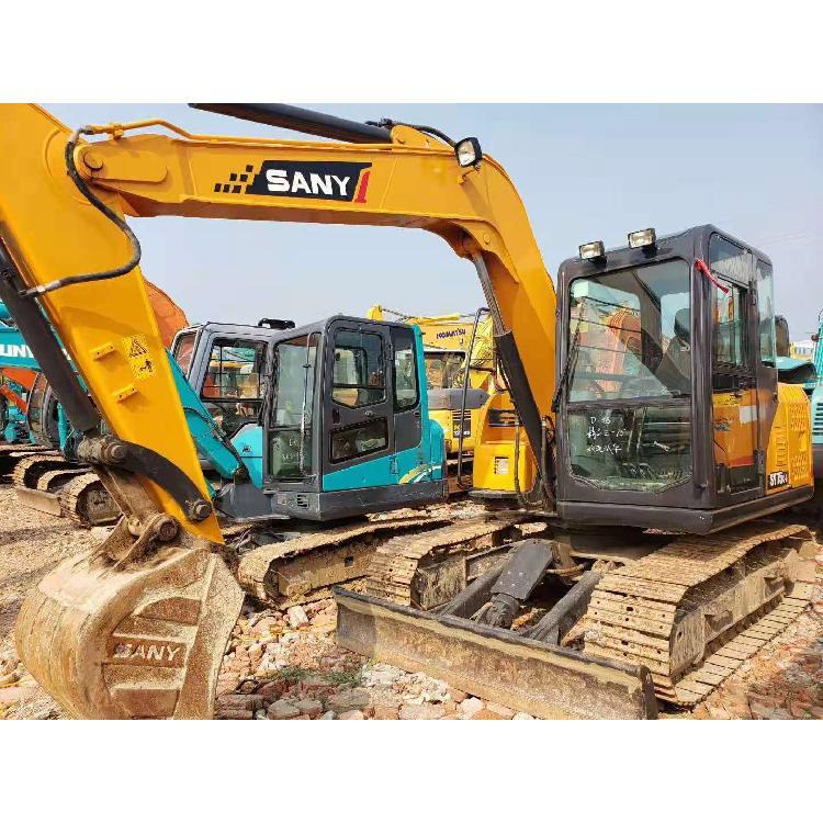 二手三一重工75C挖掘机 挖掘机交易市场