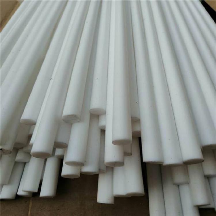 工程塑料白色尼龙管外径尺寸与规格 黑色浇筑尼龙管件批发 量大优惠