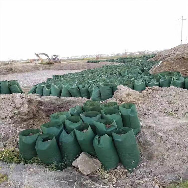 云南纭慷生态袋,型号:80x40 用于河流两岸 矿山复绿 人工湿地 道路护坡 矿山复绿 人工湿地等