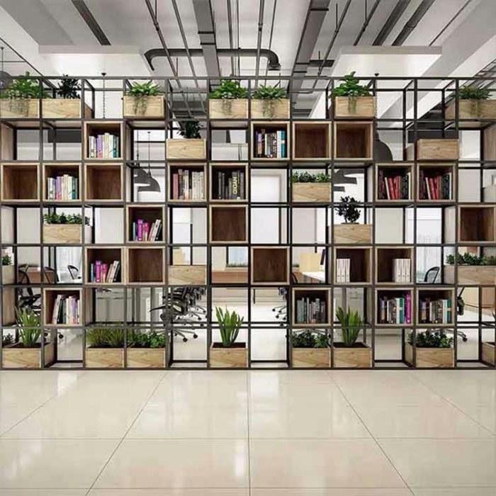 多层落地室内架子 现代简约铁艺花架 客厅阳台四层台阶式植物架