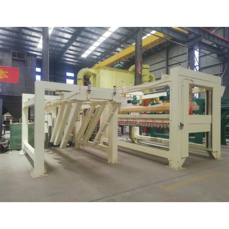 蒸养加气块设备  泡沫混凝土砌块设备 三煜重工优质生产