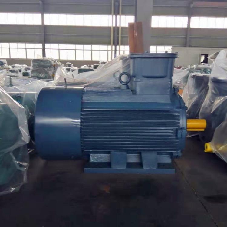 供应江苏高科防爆电机  二级能效  4极  160KW防爆电机