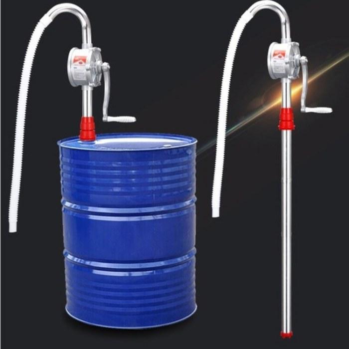 科锐直销 手摇油泵 铝合金手摇抽油泵 三节式手摇油泵 手摇油抽子 易拆卸式手摇油泵