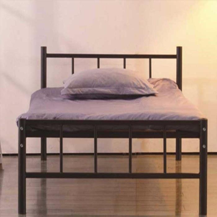 厂家直供二层铁架床 加厚加固的二层铁架床 双人床1.5 包送货安装