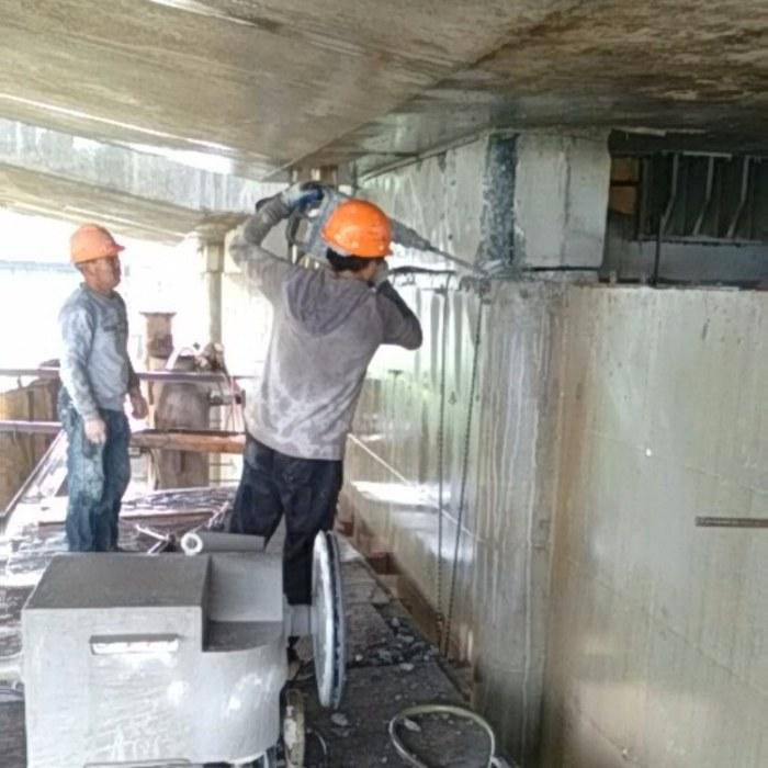 天津钢筋混凝土切割拆除速度快,造价低,找我们,您省心,欢迎来电