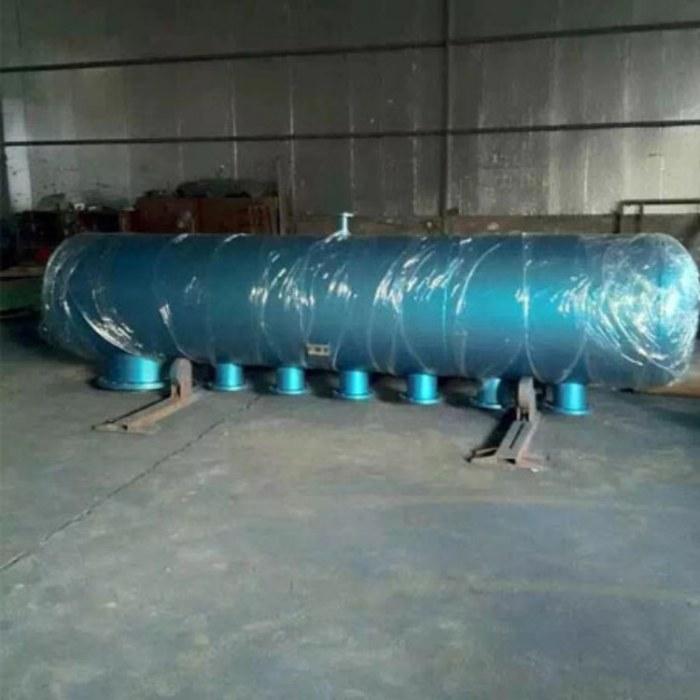 批发中央空调机房主机设备工业用空调分集水器高效节能