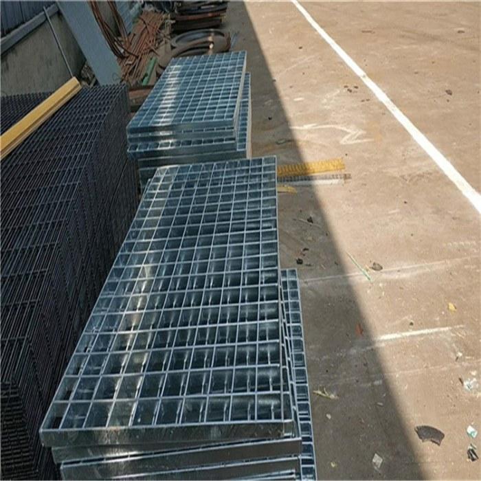 亿如厂家性价比高 钢格板 钢格栅 热镀锌钢格板 批发