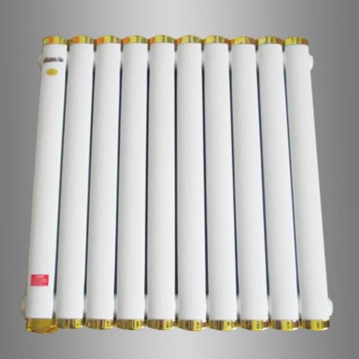 山东钢制暖气片 钢铝复合暖气片价格  散热器厂家