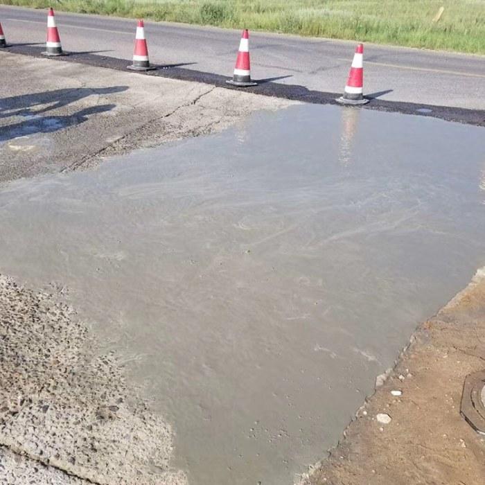 水泥混凝土路面修补材料  水泥路面裂缝处理