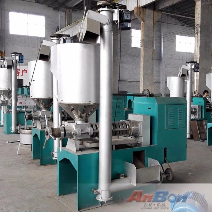 流动榨油机价格 小型商用榨油机 直销芝麻榨油机