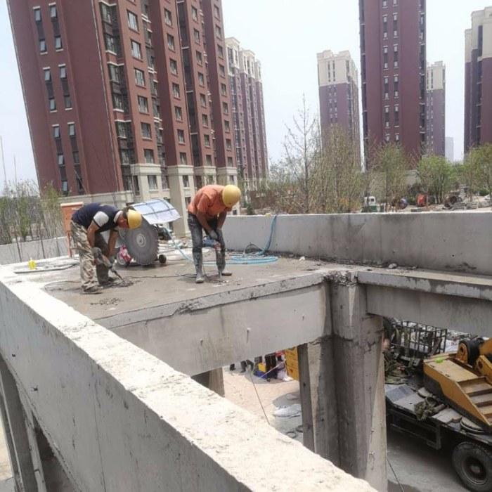 唐山墙锯切割墙体 混凝土楼梯破碎,有哪些?
