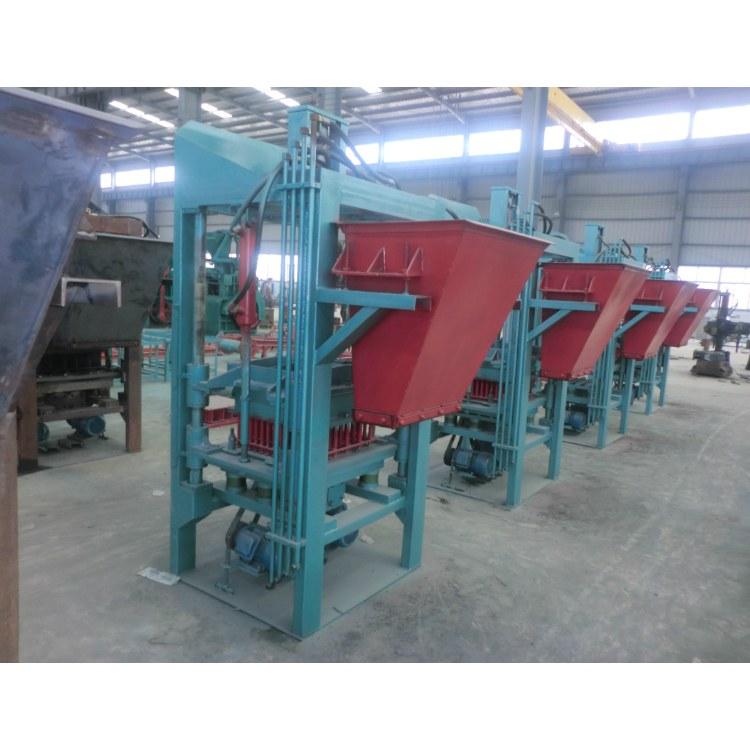 三煜重工 免烧水泥制砖机  多功能液压水泥制砖机  节省人工