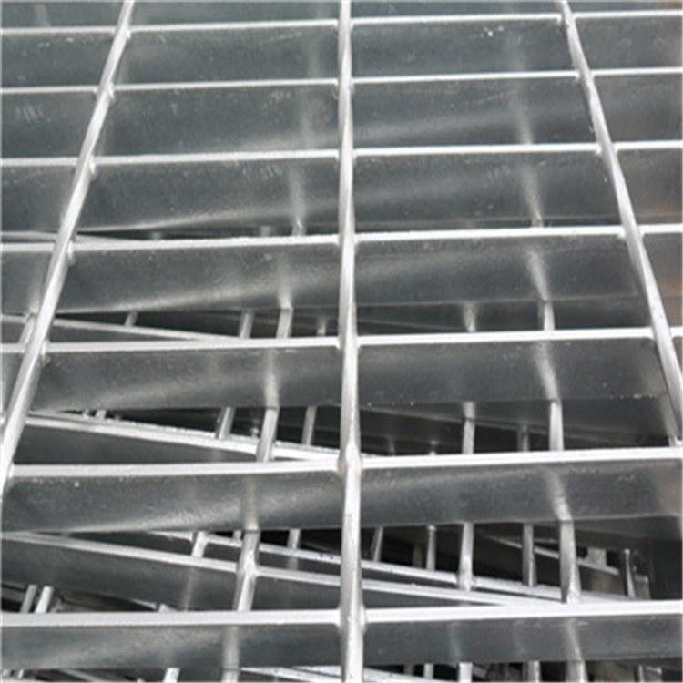 厂家材质选择 异形钢格栅 电厂钢格板 镀锌格栅板 优筑直销