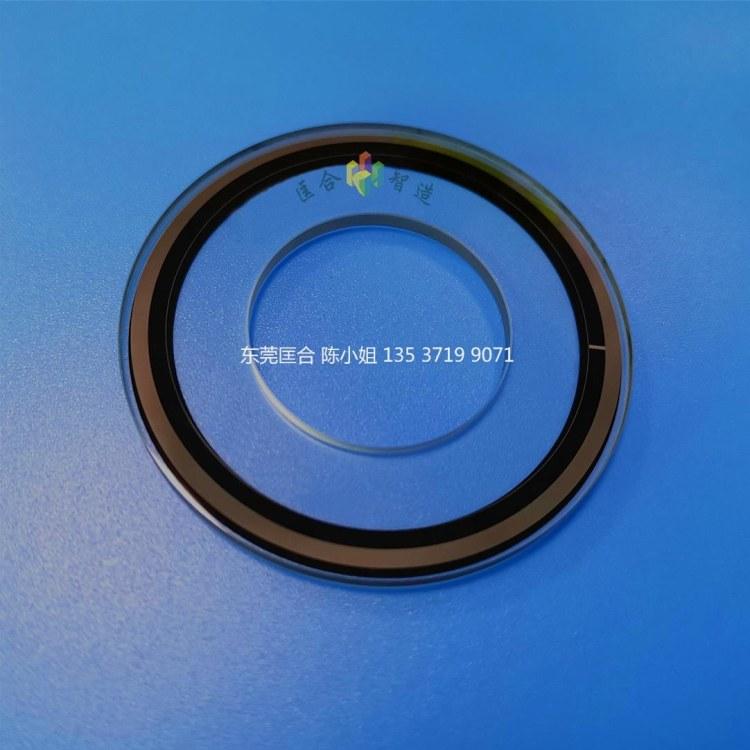 东莞匡合:非标加工 高精度反射式码盘、玻璃反射式码盘、圆盘光栅
