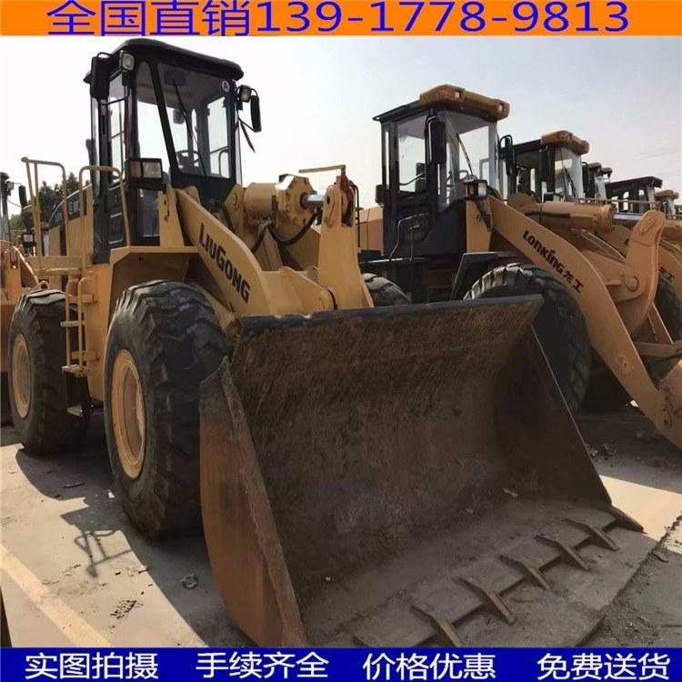 上海二手装载机市场,二手30 50龙工 柳工 临工装载机 全国直销