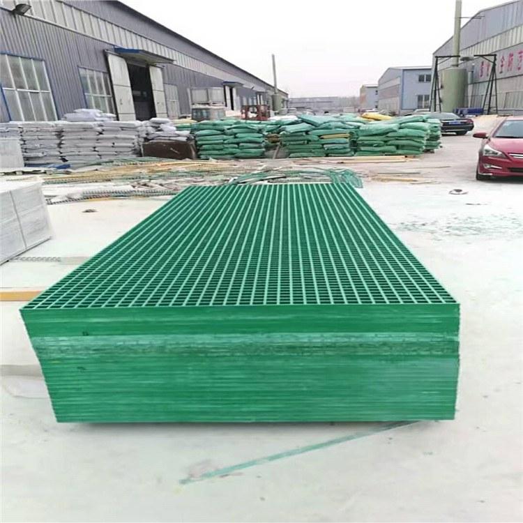 精品推荐 城市 绿化玻璃钢格栅 玻璃钢微孔格栅 污水池盖板