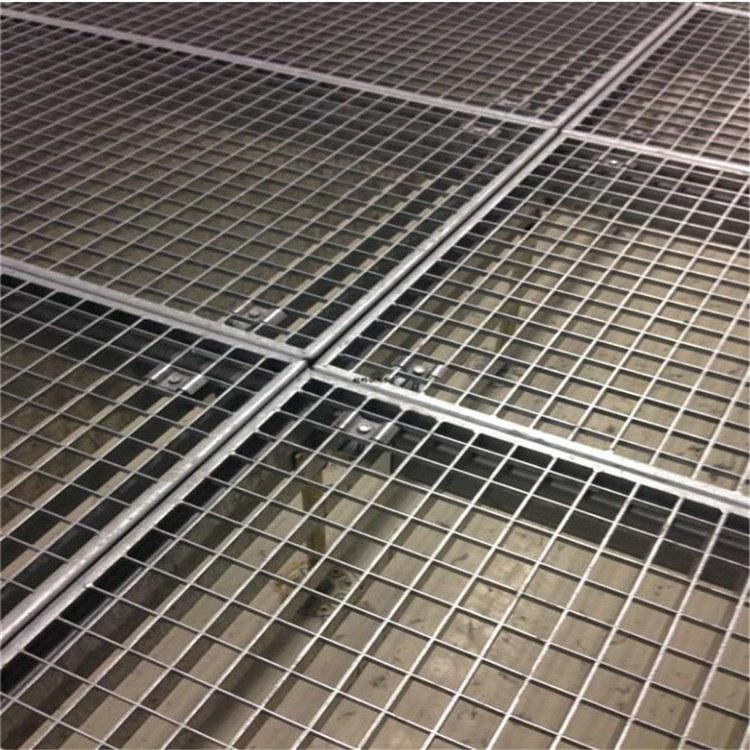 支持定做 热镀锌钢格板 镀锌钢格栅 钢格栅板 厂家平整度