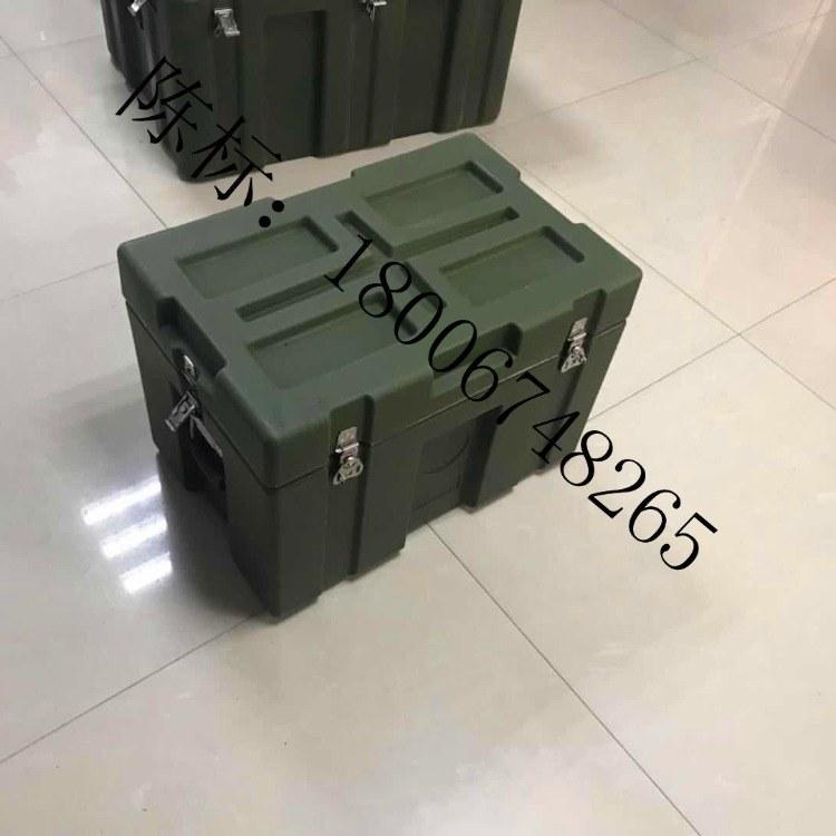 滚塑军用箱 600*400*420军用滚塑包装箱PE材质部队长条导弹运输箱加工/定制滚塑箱/