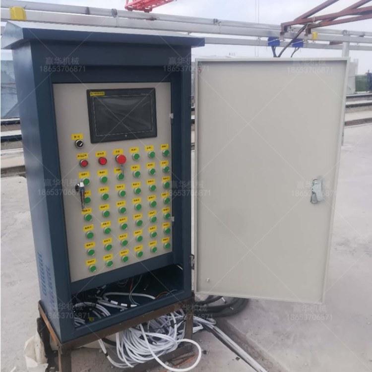 预制梁场专用喷淋养护设备 桥梁喷淋养生自动控制系统