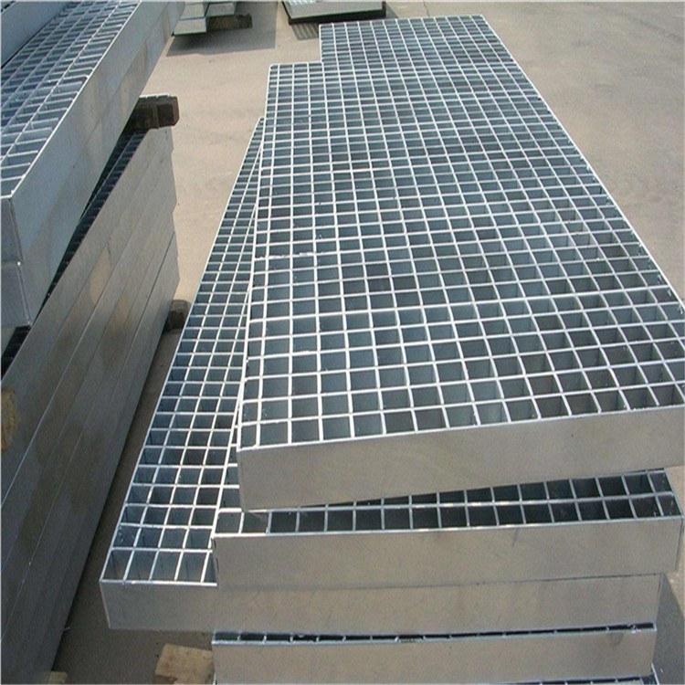 亿如厂家支持定做 钢格板 钢格栅 热镀锌钢格板