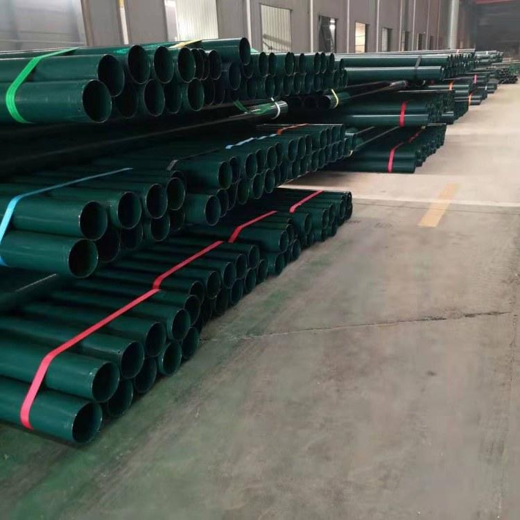 DFPB电缆保护管厂家 热浸塑钢管 涂塑电力钢管 磊泰供应穿线管