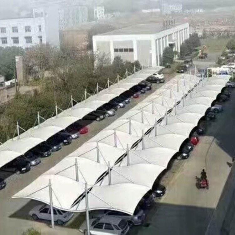 胜欧膜结构 河源停车棚张拉膜车棚厂家膜结构厂家公司制作安装膜材批发