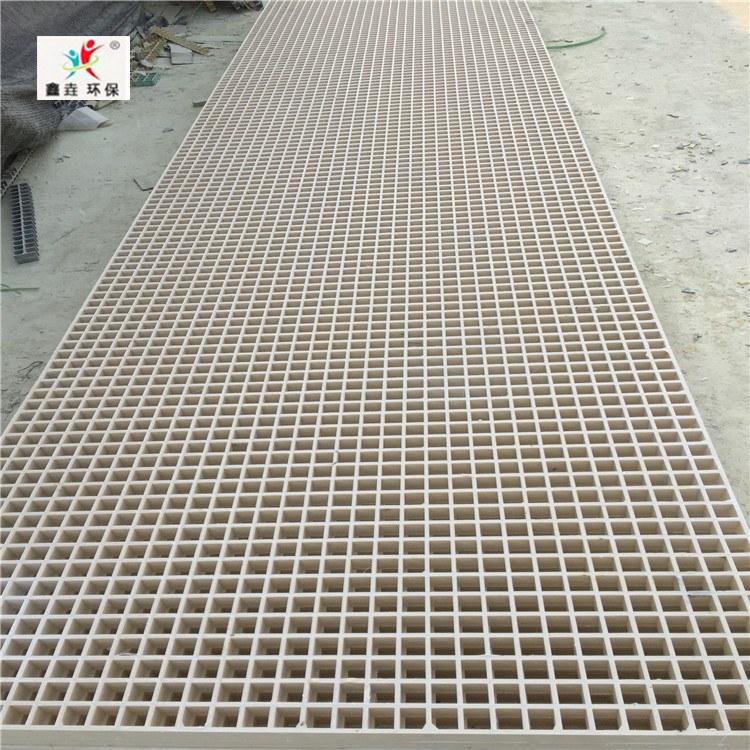 河北鑫垚玻璃钢格栅 地沟排水盖板  洗车店方格板网格板