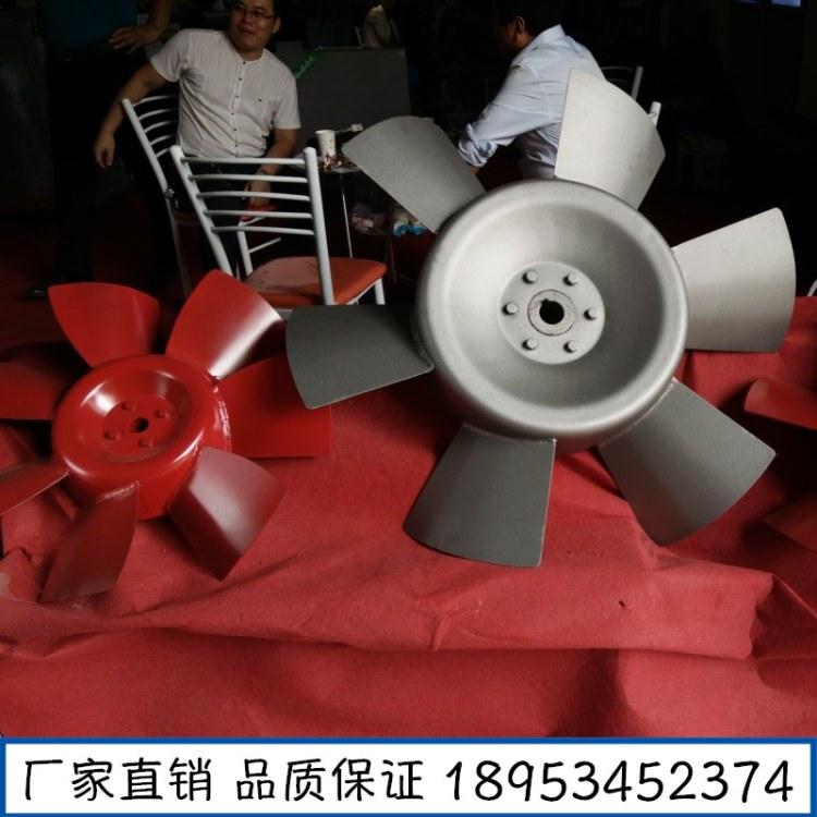 德州亚创厂家销售风机叶轮 工业离心风轮 离心风机叶轮