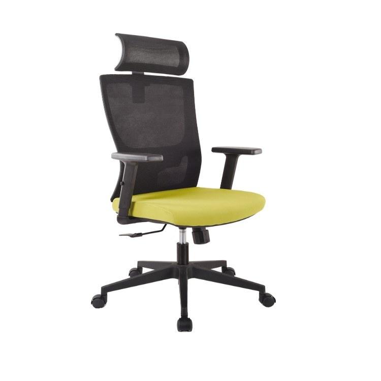 电脑椅办公椅电竞座椅 培训椅子游戏护腰高背椅 伟之豪